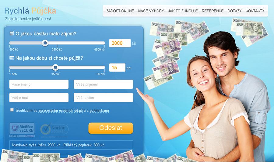 Hotovostní půjčky ihned eu